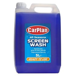 CARPLAN All Season Screen wash 5L | 553996800