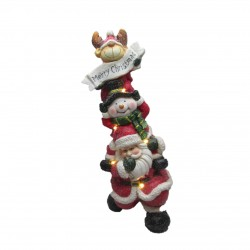 Santa and Friends 46cm | 400351