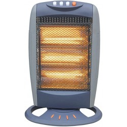 OSCILLATING Halogen Heater 1200W | 62587