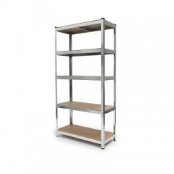 Blackspur 5 Tier Heavy Duty Bolt less Shelf | 64768