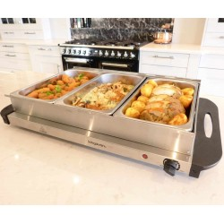 Buffet Server & Warming Tray STAINLESS STEEL | 61842