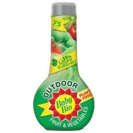 Baby Bio Outdoor Fruit & Vegetables 750ml | 421829