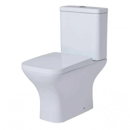 NIKO Synq Pan, Cistern & Soft Close Seat | 400744