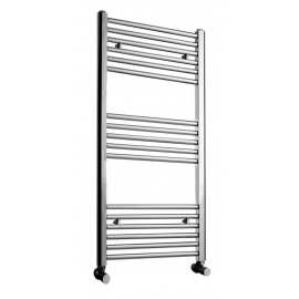 Classic Flat Ladder Rail 800x1150x22mm CHROME | 79847