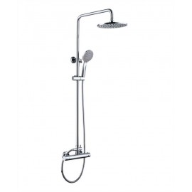 Quest Exposed Thermostatic Shower   GEC1003