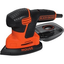 Black & Decker KA2500 Mouse Sander | 378009