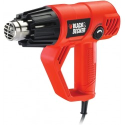 BLACK & DECKER Heat Gun 2000 W | KX2001K-GB