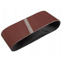 Black & Decker Sanding Belts 75 x 450mm 40g 3 Pack |  X33091