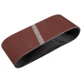 Black & Decker Sanding Belts 75 x 450mm 40g 3 Pack    X33091