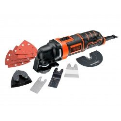 BLACK & DECKER 300W Oscillating Multi Tool | MT300KAGB