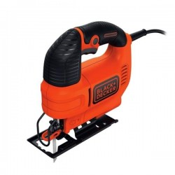 BLACK & DECKER Jigsaw Kitbox 520W Variable Speed | 60021