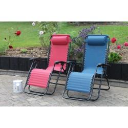 Zero Gravity Chair BLUE   423539
