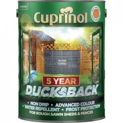 CUPRINOL Ducksback SILVER COPSE 5L | 58354