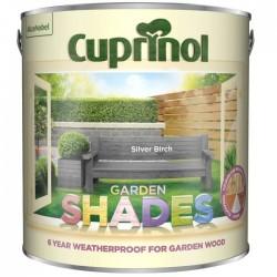 CUPRINOL Garden Shades SILVER BIRCH 2.5L | 58399