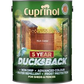 CUPRINOL Ducksback RICH CEDER 5L | 58962