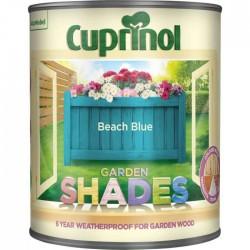 CUPRINOL Garden Shades BEACH BLUE 1L | 58971