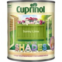 CUPRINOL Garden Shades SUNNY LIME 1L | 58974