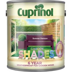 CUPRINOL Garden Shades SUMMER DAMSON 2.5L | 62068