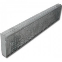 Concrete Garden Edging 900 x 175 x 50mm BULLNOSED | 31221