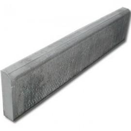 Concrete Garden Edging 900 x 175 x 50mm BULLNOSED | 31221