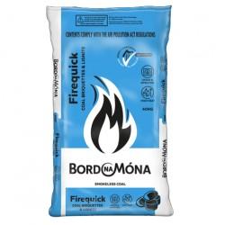 BNM FIREQUICK Coal Briquettes & Lignite | 372905