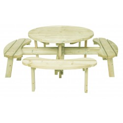 Round Picnic Table | 374212