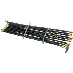 Sewer/Drain Rod Set 14 PIECE | 398703