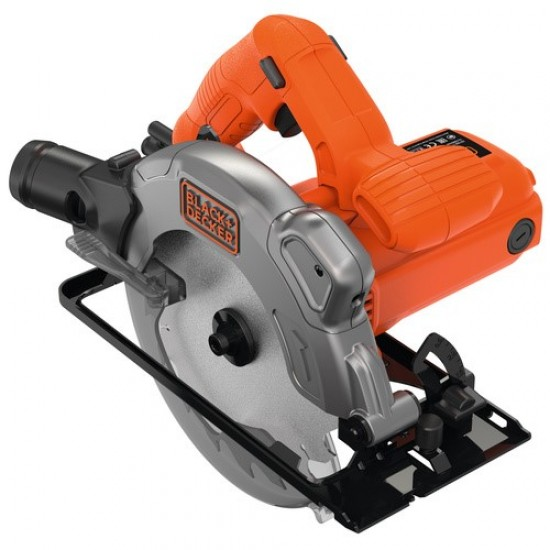BLACK & DECKER 1250W 190mm Corded Circular Saw C/W Laser | 50067