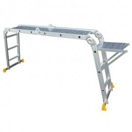 Multi-Purpose folding ladder c/w platform | 53772