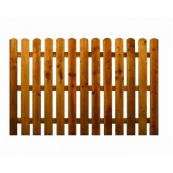 COOLRAIN Cottage Fence 1.5 x 1.8 Panel | 65163
