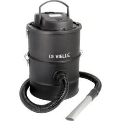 DE VILLE Double Chamber 3 FILTER ASH VAC 25LTR | DEFAV006