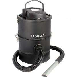 DE VILLE Double Chamber 3 FILTER ASH VAC 25LTR   DEFAV006