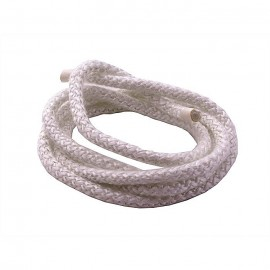 DEVIELLE Stove Glass Rope 12mm x 2.5m WHITE | 29792