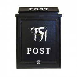 De Vielle Cow Diecast Post Box | 44647