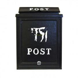 De Vielle Cow Diecast Post Box   44647