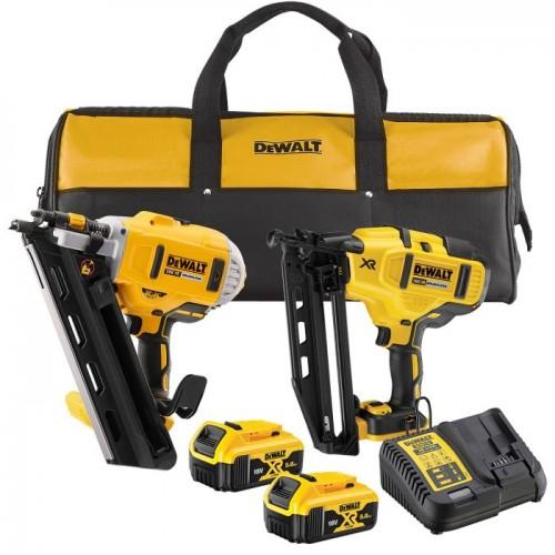 DEWALT 18V Twin Nailer Bag   49738