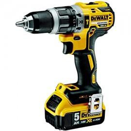 DEWALT 18V 5.0AH LI-ION XR Brushless Cordless Combi Drill   DCD796P2-GB