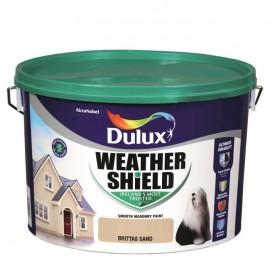 DULUX Weathershield 10L BRITTAS SAND | 58322
