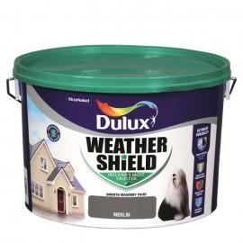 DULUX Weathershield 10L MERLIN   58323