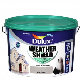 DULUX Weathershield 10L GOOSEWING  | 58324