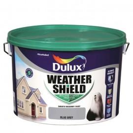 DULUX Weathershield 10L BLUE GREY | 58342