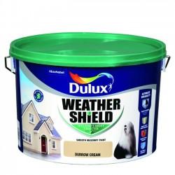 DULUX Weathershield 10L DURROW CREAM  | 58350