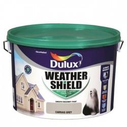 DULUX Weathershield 10L CARRAIG GREY | 58751