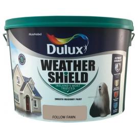 DULUX Weathershield 10L FALLOW FAWN | 58352