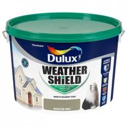 DULUX Weathershield 10L WICKLOW WAY | 62007