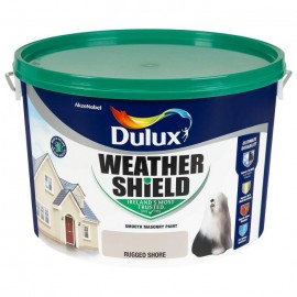 DULUX Weathershield 10L RUGGED SHORE | 62013