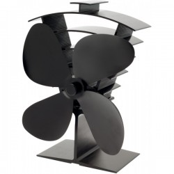 Heat Powered Stove Fan | SL9300AV