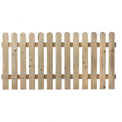 COOLRAIN Cottage Fence 0.9m x 1.8m | 65191