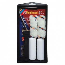 "FLEETWOOD 4"" Gloss & Emulsion Roller Set | 59476"