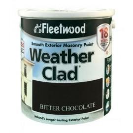 FLEETWOOD Weatherclad 2.5L BITTER CHOCOLATE   71945